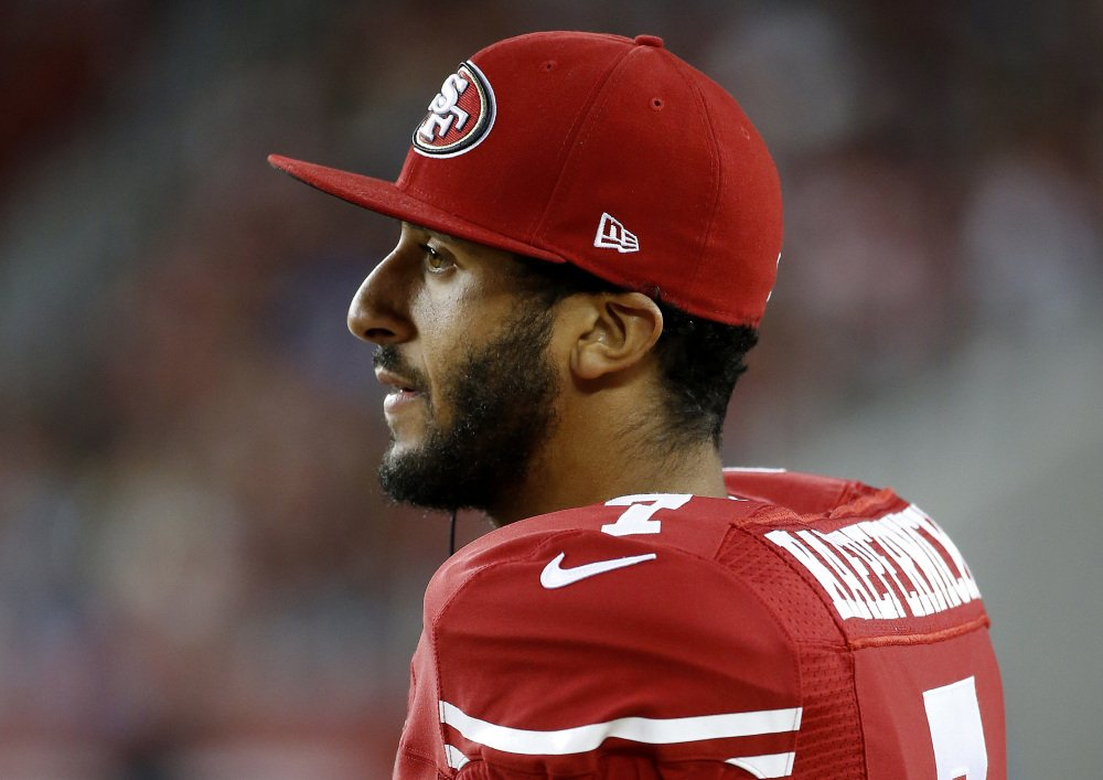 Colin Kaepernick is leveraging his wealth and fame – advantages that many other people of color in the U.S. don't have – to advocate for those who don't have it as good as he does.