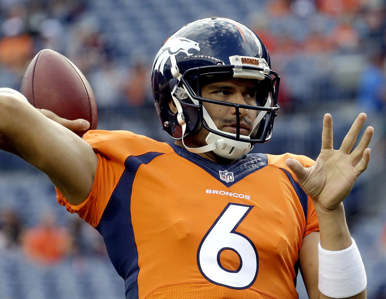 Mark Sanchez was a possible replacement for Peyton Manning. Cut by Denver, he's heading to Dallas.