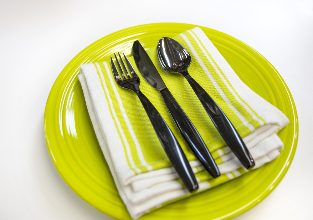 Certine flatware is designed to change the way you eat and think about food.