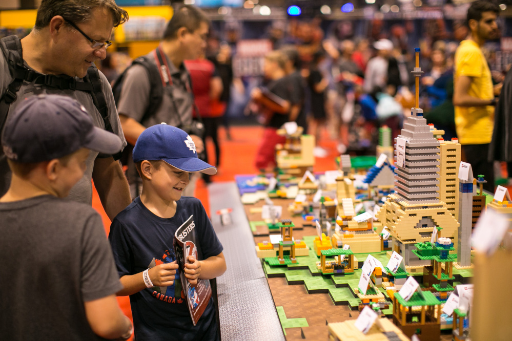 Among Lego's popular products are architectural sets. The company also runs six Legoland theme parks and 125 retail stores. The company's revenue keeps on increasing.