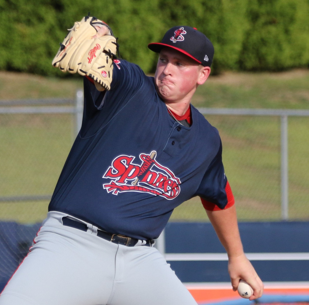 Jason Groome, who was drafted 12th overall this year by the Boston Red Sox, already is making an impression, striking out 10 in 6  innings for the Lowell Spinners in the New York-Penn League.