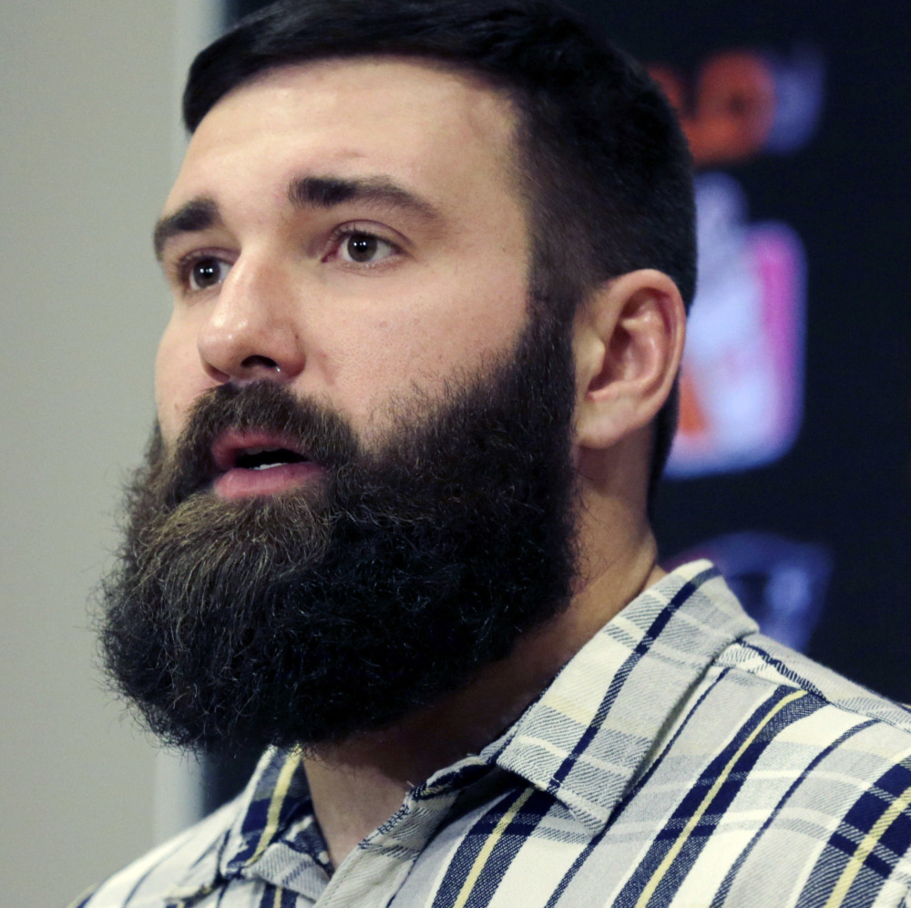 It's not just Tom Brady. Rob Ninkovich is suspended for the first four games, but for using a banned substance.