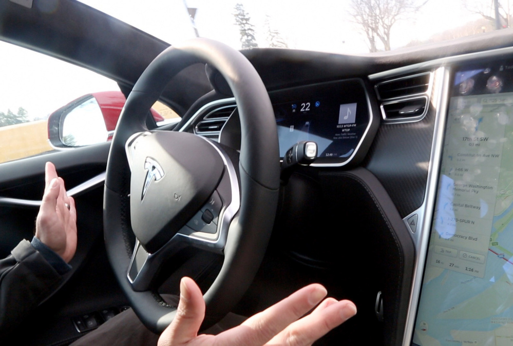 By giving radar a big promotion, Tesla believes it can reduce errors, but chief executive Elon Musk warns that the risk of a crash will never be zero even when Autopilot is enabled.