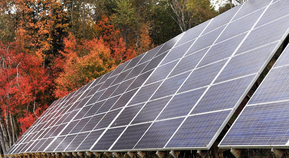 The Public Utilities Commission's rejection of the one program Maine has to encourage solar investment contradicts a PUC-commissioned study that found that solar development is a good deal.