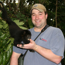 David Yates is director of the mammal program at the Biodiversity Research Institute in Portland. He'll give a presentation about bats Tuesday at the Wells Reserve.