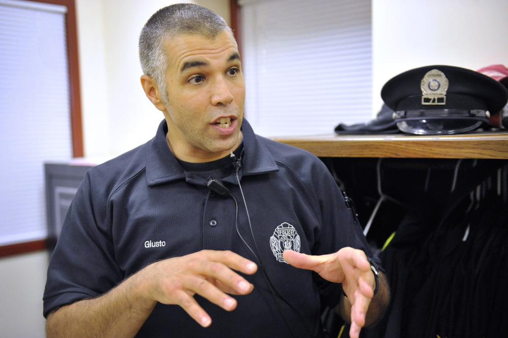 South Portland School Resource Officer Al Giusto said his office typically issues five to 10 citations per school year related to alcohol or drug use at the high school, some of them at dances.