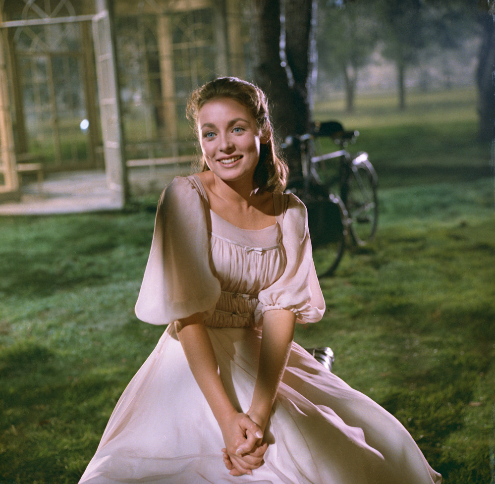 "Although 21 when she was cast as Liesl, Charmian Carr's youthful beauty helped her sound convincing when singing about being ""16 going on 17"" in the role that defined her career."