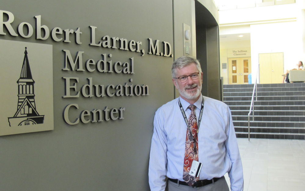 University of Vermont medical school Associate Dean William Jeffries says students taught with traditional lectures are 1.5 times more likely to fail than those taught with active learning.