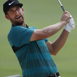 Kevin Chappell is tied for the lead with Dustin Johnson going into the final round of the Tour Championship.