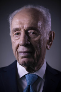 Israel's former President Shimon Peres, who suffered a major stroke Sept. 13, died Wednesday at the age of 93.