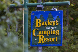 """Bayley's Camping Resort was accused of violating the Clean Water Act by filling wetlands and other waterways over 30 years. The owners' lawyer says the Bayleys settled the federal case """"without any admission of liability."""""""