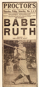 Some of the Babe Ruth scrapbook pages now available through the Hall of Fame's digital archive project, a collaboration with Portland company History IT. Courtesy National Baseball Hall of Fame and Museum