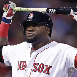 Scoreboard-watching has become a pastime for Red Sox fans as the team makes a playoff push in David Ortiz's final season.   Associated Press/Charles Krupa