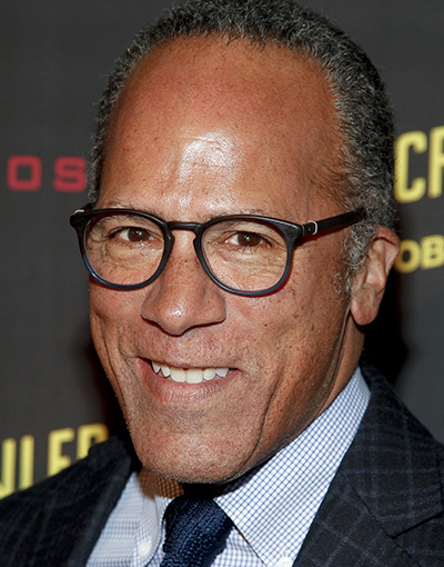 Lester Holt will moderate Monday night's debate between Donald Trump and Hillary Clinton. Andy Kropa/Invision via AP