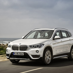 The 2016 BMW X1 is a solid midrange SUV.
