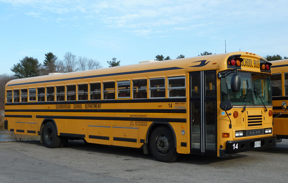 No One Injured In Scarborough School Bus Incident Keep