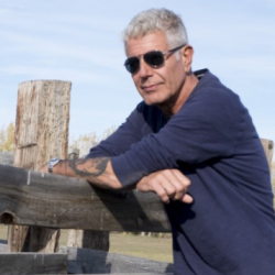 Anthony Bourdain will take questions from the audience at his show in Portland.   Courtesy photo
