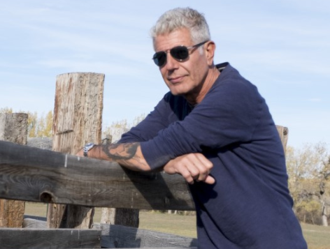 Celebrity Chef Anthony Bourdain Found Dead in France at 61