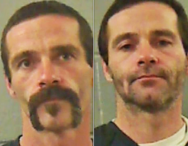 Stephen Bennett in the most recent booking photos from Two Bridges Regional Jail.