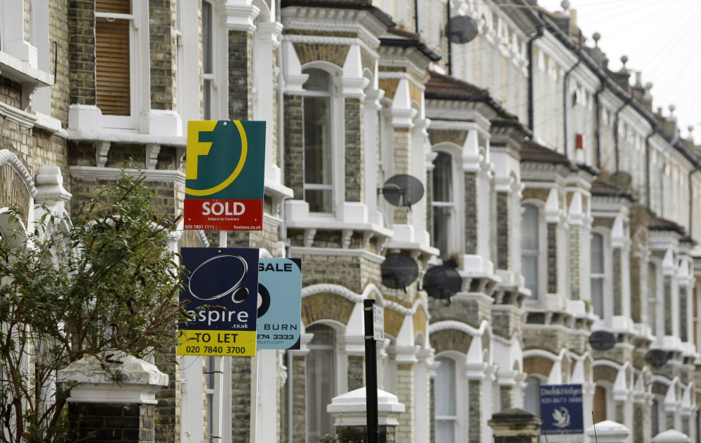 Foreign home ownership in Central London may be squeezing out poorer city dwellers and students.