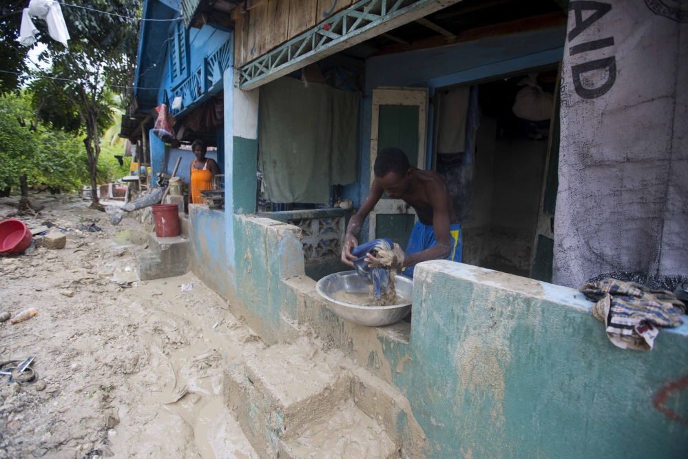 an optomist in haiti In 2010, after the haiti earthquake, her family served 400 children it's only one meal a year, dufort said, but it gives them hope hope still exists, said dufort in her essay, dotted with.