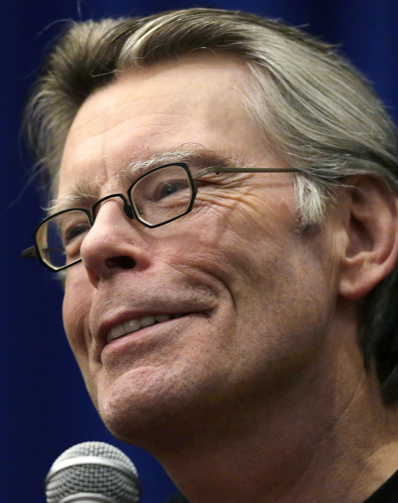 Stephen King donated $25,000 in support of Question 3.