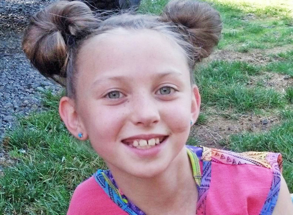 Piper Lowery, 12, died in January  from complications from the flu. <em>Photo courtesy of Pegy Lowery via The Washington Post</em>