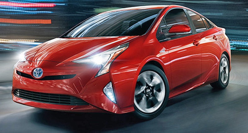 The Prius ranks highest  overall in predicted reliability. The 2017 model has been redesigned with a sportier look and better handling. <em>Toyota photo</em>