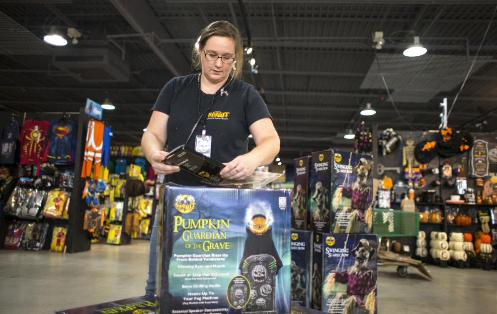 Maine Auto Mall >> On the Job: For Tina Currie, it's 'go, go, go' for Halloween - Portland Press Herald