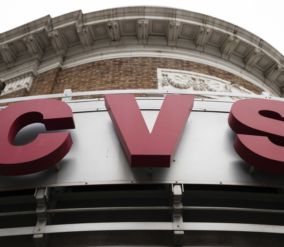CVS Health Corp.'s third-quarter revenue jumped on a boost in prescription volume and higher retail sales. Still, that missed Wall Street's forecast for revenue of $45.31 billion.