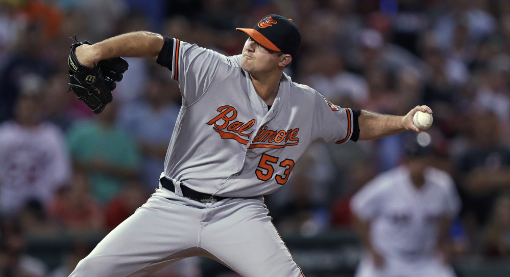 Zach Britton had an incredible season as the closer for the Baltimore Orioles. But it's still hard to put him with the top class of starting pitchers when it comes to voting for the Cy Young Award,