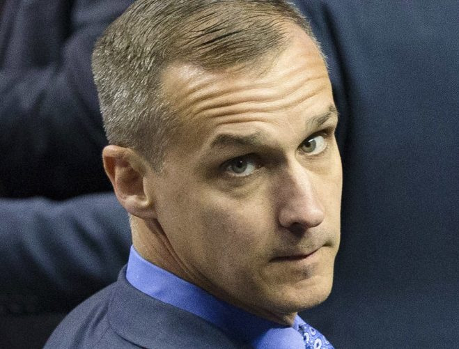 Corey Lewandowski served with the Trump campaign until June 2016. He has remained in close touch with the president since then.