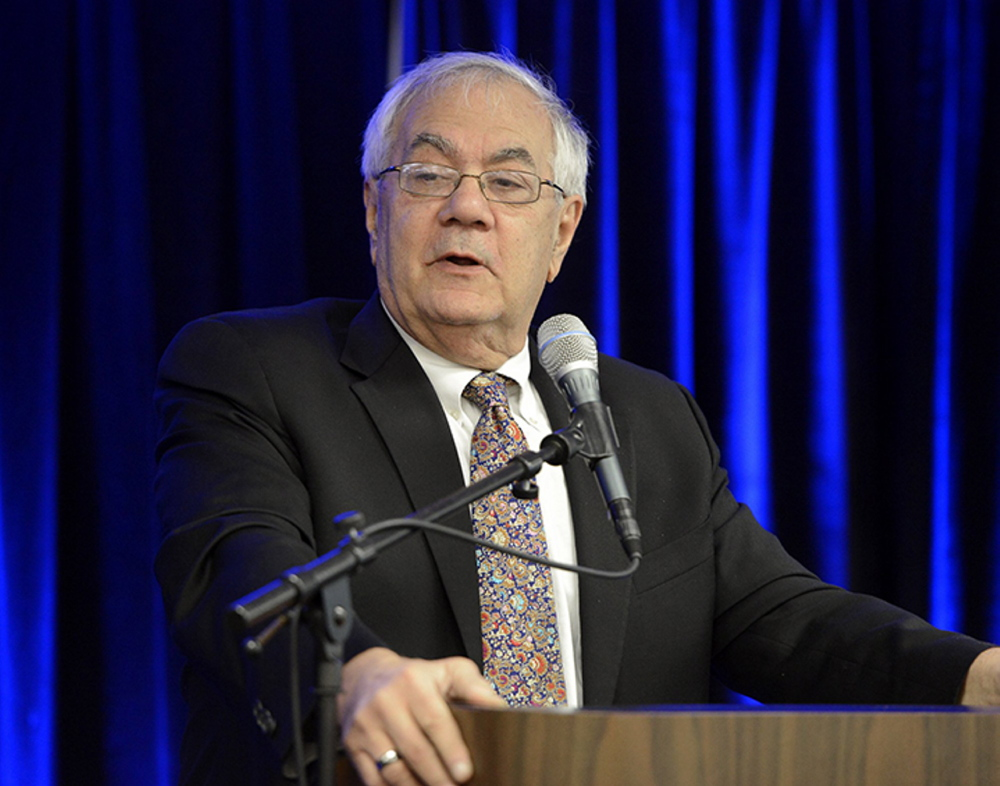 Former U.S. Rep. Barney Frank says he finds inconsistency with President-elect Trump's vow to repeal the Dodd-Frank Act while cracking down on Wall Street.