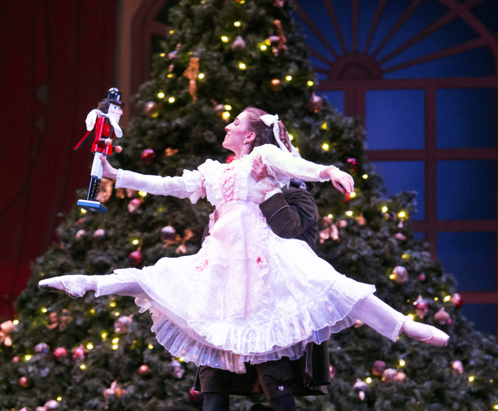 Dance Review: Maine State Ballet 'Nutcracker' delights ...