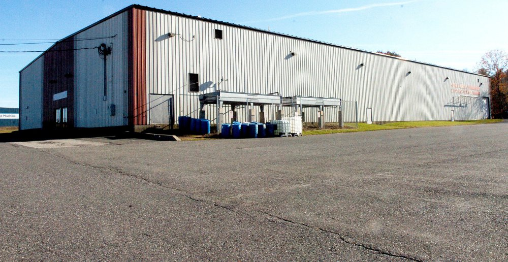 Sukee Arena in Winslow, seen Monday, is closed.