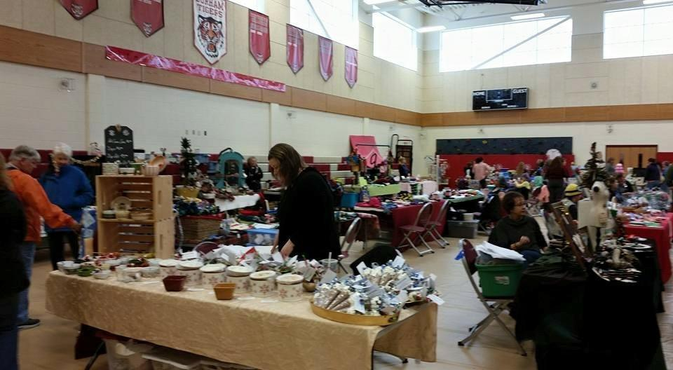 Craft fair brings durham community together keep me current for Craft fairs near me