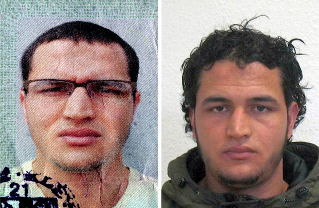"""The suspect, identified as Anis Amri on Facebook, had bounced around Germany since arriving in July 2015, according to German authorities. He applied for asylum, but was rejected in June of this year and became the subject of deportation proceedings on suspicion of """"preparing a serious act of violent subversion.""""  <em>Photo via The Washington Post</em>"""