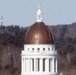The Maine State House is scheduled to be the site of a rally for women's and minorities' rights on Jan. 21.