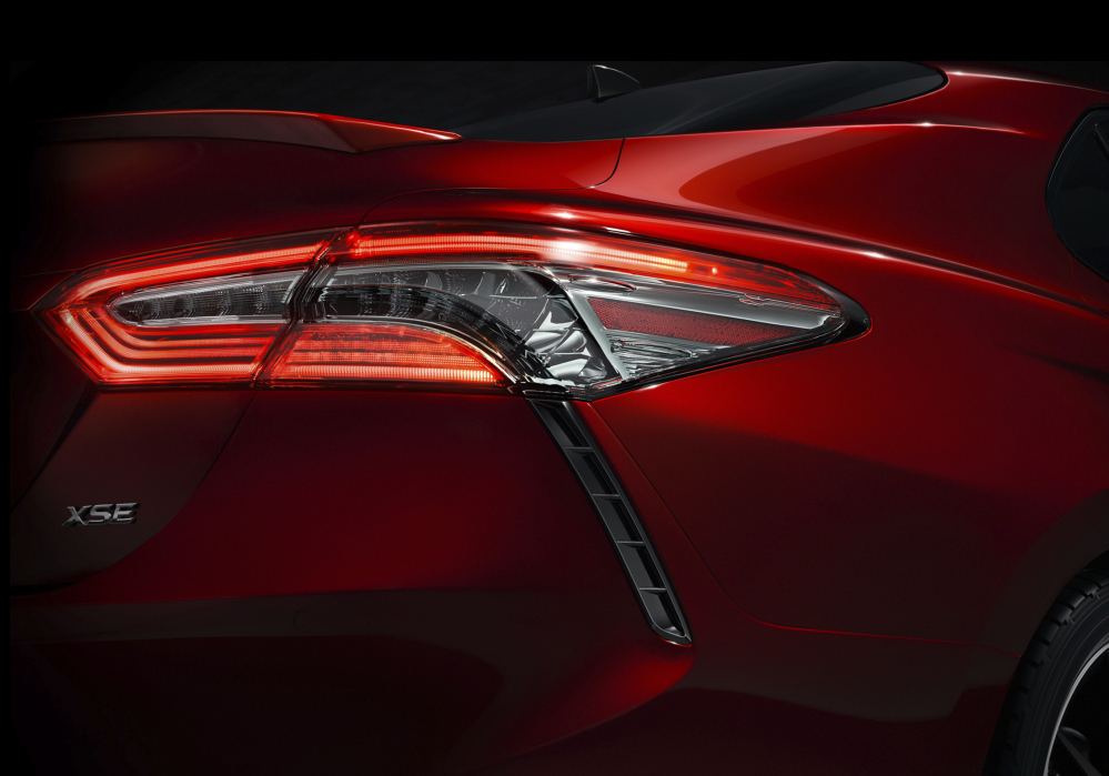 Toyota announced Thursday it would reveal a new version of the Camry, America's top-selling sedan, next month.
