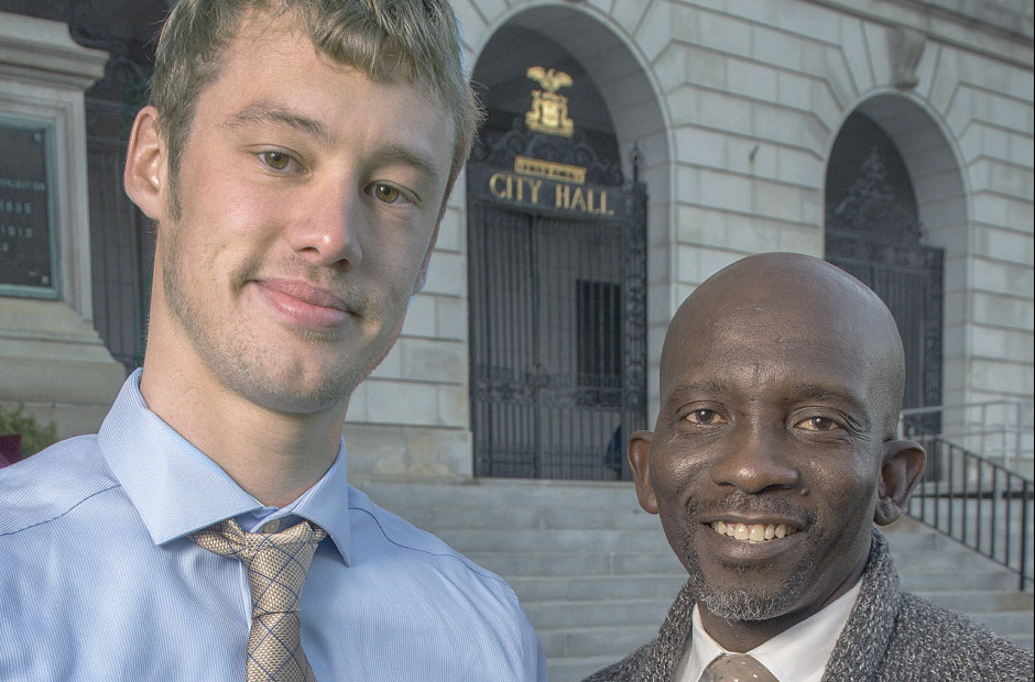 Brian Batson and Pious Ali both defeated veteran politicians to win their seats on Portland City Council.