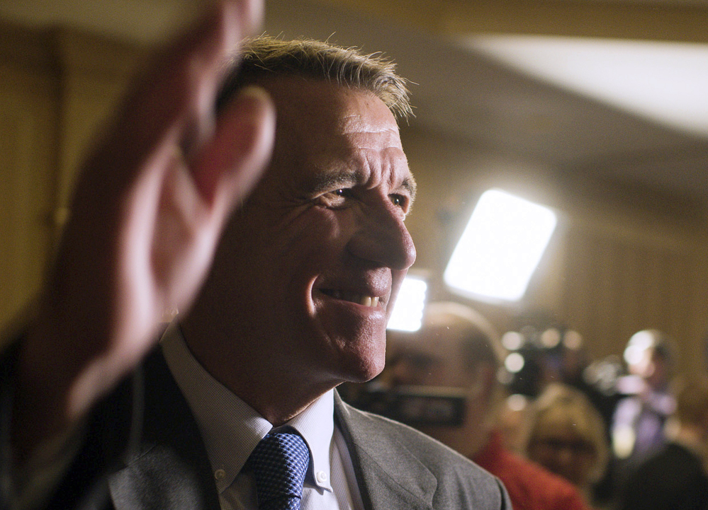 Phil Scott, the governor-elect of Vermont, has been in talks with Gov. Charlie Baker of Massachusetts and Gov. Larry Hogan of Maryland about how to work together in dealings with the incoming Trump administration. All three of the Republicans were critical of Trump during the presidential campaign.