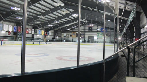"Organizers want to make Union Arena in Woodstock, Vt, the nation's first community skating rink to go ""net zero"" on energy, meaning no money is spent on electricity or heating fuel.     Associated Press/Wilson Ring"
