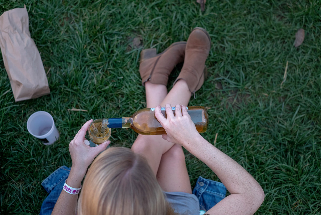 Women sample and drink wine at a festival in Raleigh, N.C. Women consume the majority of wine in America. Women in America are drinking far more, and far more frequently, than their mothers or grandmothers did, and alcohol consumption is killing them in record numbers.