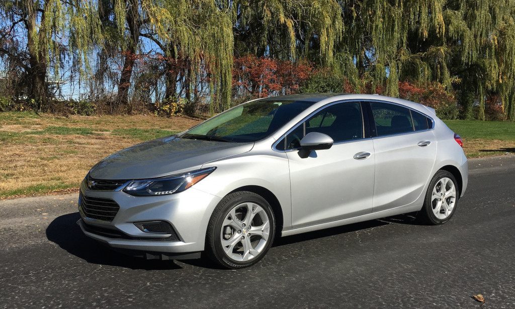 GM imports only hatchback versions of the Cruze from a factory in Ramos Arizpe, Mexico, and it sold only about 4,500 of them in the U.S. last year, according to a spokesman for the automaker.