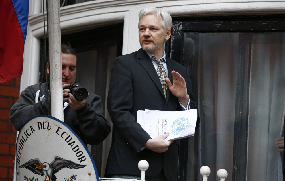 WikiLeaks founder Julian Assange was once a pariah among Republicans, but he has increasingly been praised after WikiLeaks released emails that were hacked from the DNC.