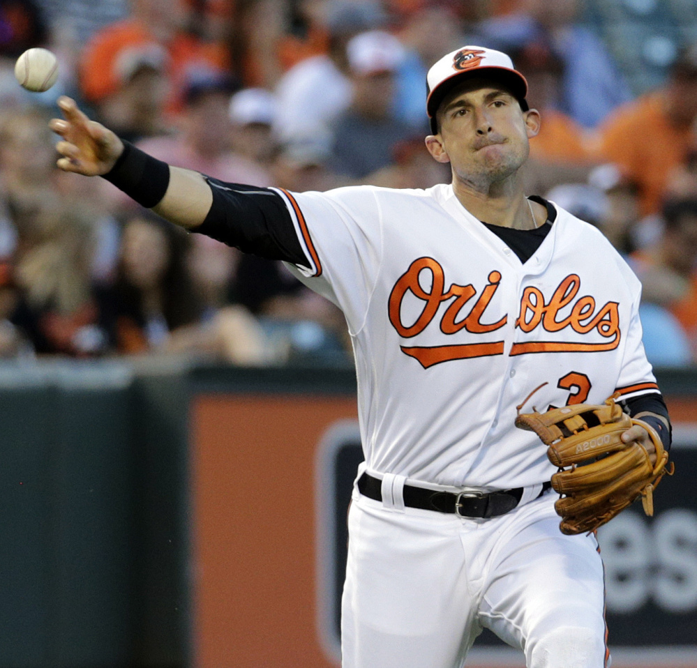 Ryan Flaherty has played five seasons with the Orioles,  and the Portland native should have a spot there this season. On Tuesday he will be the featured guest of MaineVoices Live in Portland.