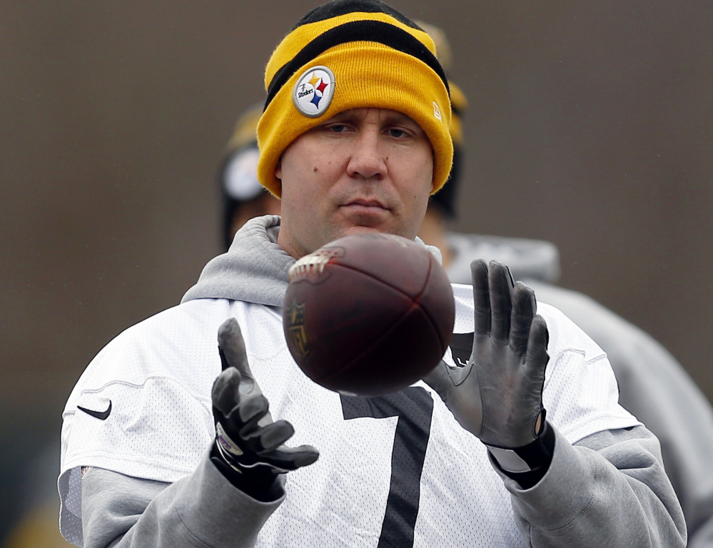 Pittsburgh Steelers quarterback Ben Roethlisberger was effusive Wednesday in his praise of the New England Patriots organization and quarterback Tom Brady, but was less than thrilled when New England receiver Julian Edelman delivered what Roethlisberger felt could be interpreted as a shot at Pittsburgh's ownership.