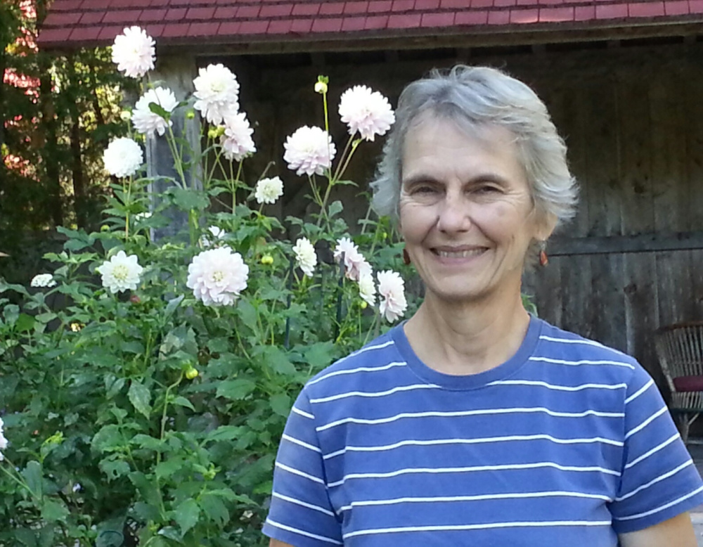 Lois Berg Stack, who retired recently from the University of Maine Cooperative Extension, has been a fixture on the garden lecture circuit.