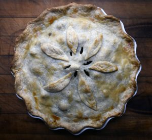 Christine Burns Rudalevige's Beef and Ale Pie.