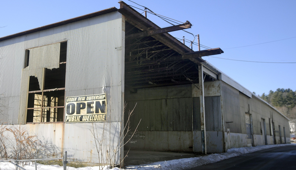 Gardiner has approved the redevelopment of this former T.W. Dick fabrication building into part of a new medical facility for MaineGeneral. City Manager Scott Morelli said the city's $600,000 grant to clean up contaminants at the site apparently won't be affected.